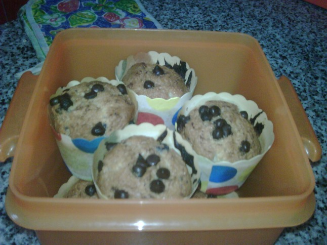 How to make cupcakes - resepi cup cake