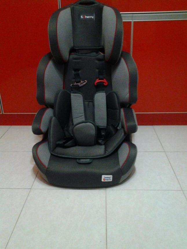 PRELOVED Toddler Car Seat | Booster Seat