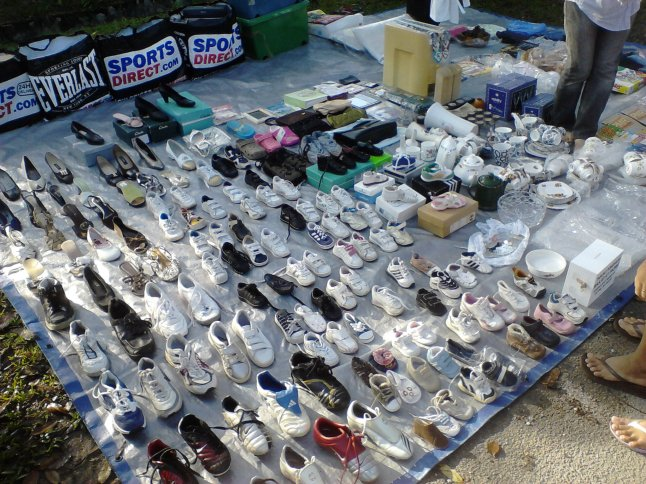 car boot sale bandar bukit mahkota