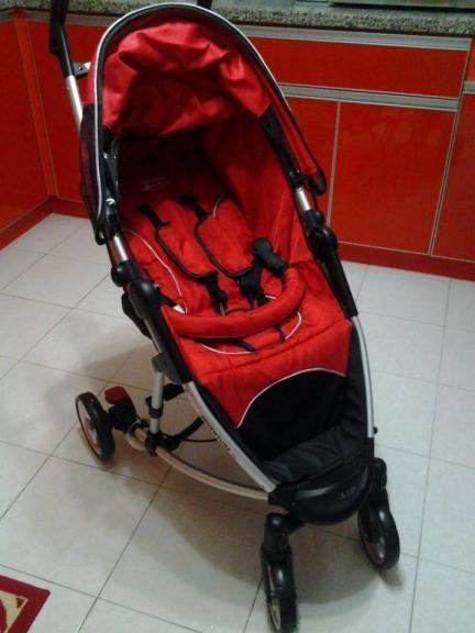 Stroller murah ala Quinny Zapp 4