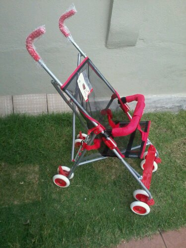 stroller murah pink