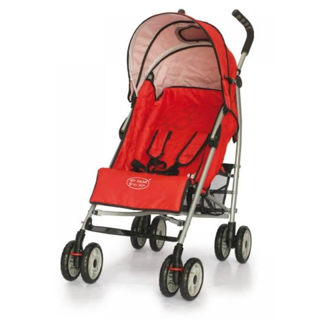 Stroller buggy yang simple dan cantik