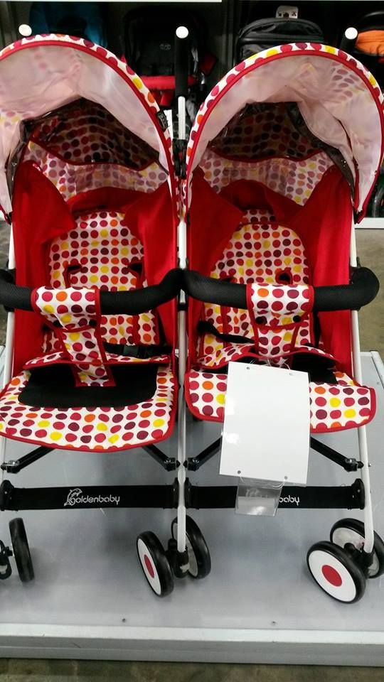 Twin Stroller Malaysia