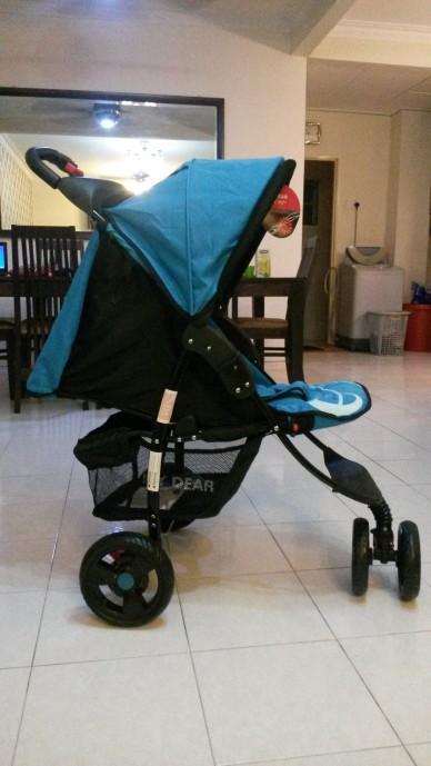 stroller bayi 4